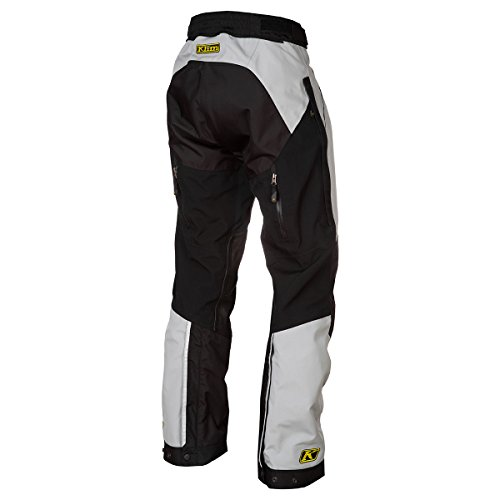 Road Gore Tex Motorcycle - Klim Latitude Men's Dirt Bike Motorcycle Pants - Gray / Size 32