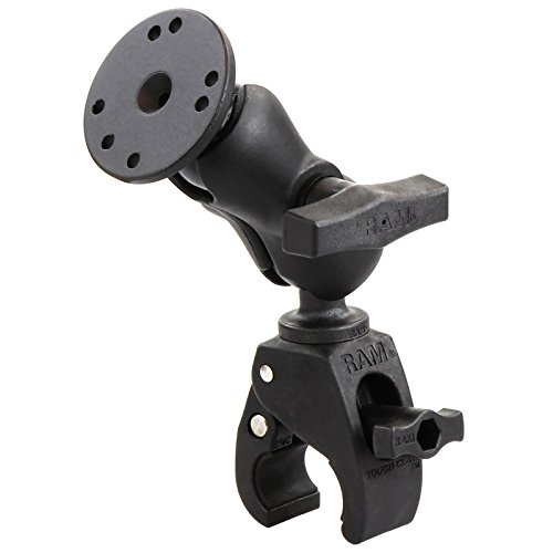 RAM Mounts RAM-202-B-400U UNPKD TOUGH-CLAW W RND 1.5'' DIA BALL
