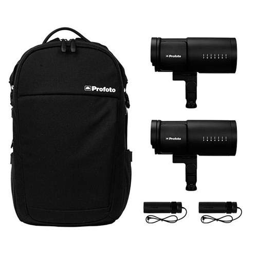 Profoto B10 Plus 500/500 AirTTL Duo Monolight Kit by Profoto