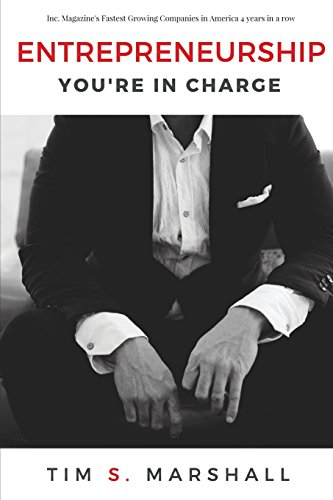 Entrepreneurship: You're in Charge
