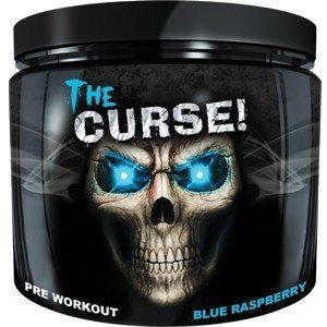 Cobra-Labs-Le-Malédiction-Advanced Pre-Workout 250grams 50 Portions Blue Raspberry