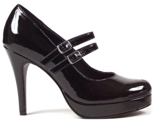 Flapper Adult Shoes - 9