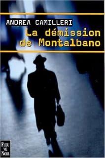 La démission de Montalbano, Camilleri, Andrea