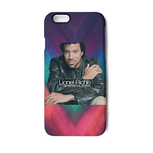 WaveC iPhone 7 iPhone 8 Case Lionel-Richie-The-Definitive-Collection- Shockproof Protective TPU Back Cover for Apple iPhone 7/8