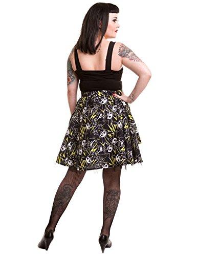 Femme Cupcake Noir Jupe Cult Noir EqzvvFPXwa