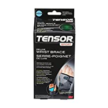Tensor Sport Antimicrobial Wrist Brace, Right, S/M