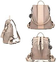 LOSMILE Mujer Bolsos mochila Bolsos de mano Bolsos bandolera Mochila de a diario Bolsa de Viaje Bolsos de peso Ligero Nylon Backpack Daypack para