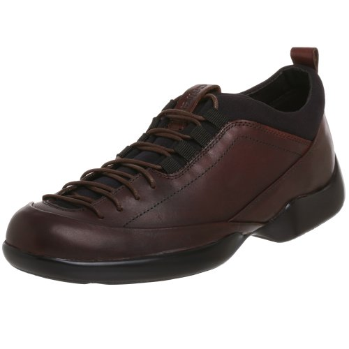 Aetrex Men's Lace-to-Toe Oxford,Brown,8 W US ()