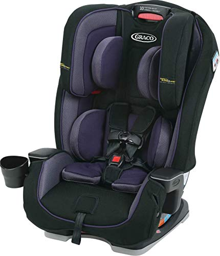 Graco Milestone 3-in-1 Convertible Car Seat Featuring Safety Surround