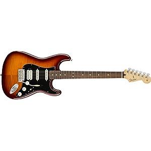 Player Stratocaster HSS Plus Top PF Tobacco Sunburst