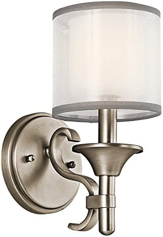 Kichler 45281AP Lacey Wall Sconce