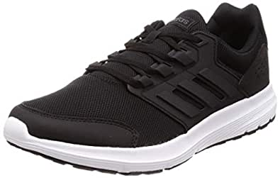 adidas Galaxy 4 Men's Running Shoe, Core Black/core Black/core Black, 9.5 US