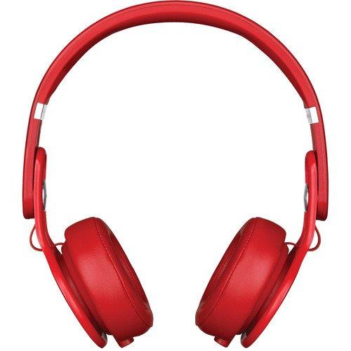 Beats Mixr On Ear Headphone Red