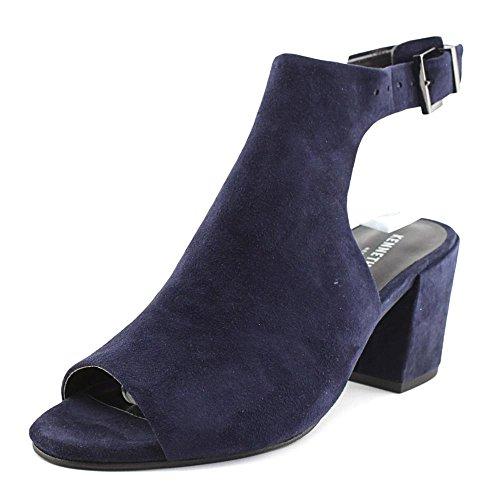 New York High Heels (Kenneth Cole New York Women's Val Dress Sandal, Marine, 9 M US)