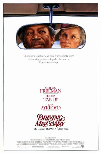 Driving Miss Daisy 11 x 17 Movie Poster - Daisies Poster