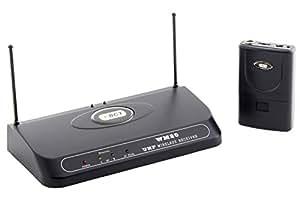 Bct WM20ICL - Wm 20icl microfono doble inalambrico de diadema y solapa