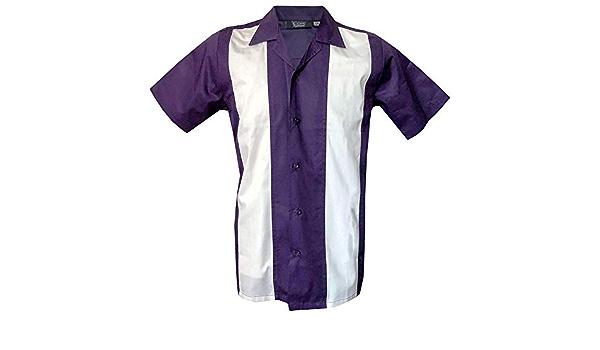 Rockabilly Fashions - Camiseta de manga corta para hombre ...