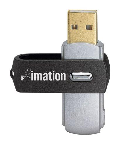 Imation 16GB Swivel 27125 USB 2.0 Flash Drive - Q77943