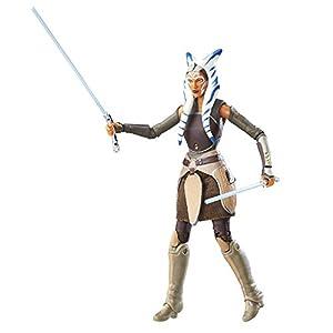 Star Wars Rebels Black Series Ahsoka Tano Figure, 6 Inch