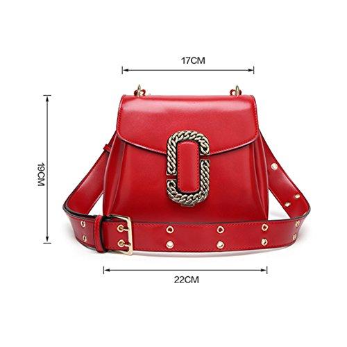 à à Et Bag Messenger Voyage Provisions Sac Brown Sac Nouveau Printemps KYOKIM Bandoulière Rouge 2018 D'été qSnTggBY