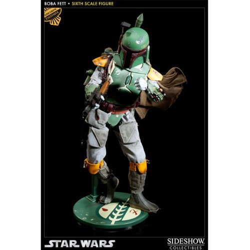 Boba Fett Star Wars Scum and Villainy Sideshow Collectible Exclusive Figure, Best Personal Drones and Quadcopters