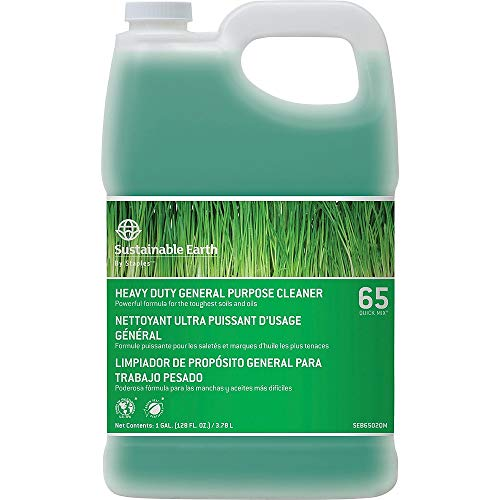 Sustainable Earth 2091646 Gp Cleaner Se#65 Qm 1Gl 2/Ct