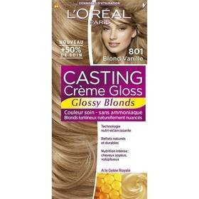 casting crme gloss coloration 801 blond satine for multi item order extra postage - Casting Coloration