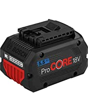 Bosch Professional 18V System accu ProCORE18V 5.5Ah (18V, 955 g, in doos)