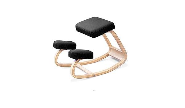 GRASSAIR Silla ergonómica de Rodillas equilibrante | Postura ...