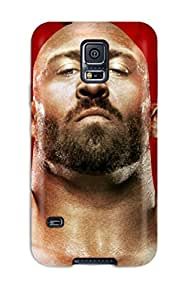 2118108K11190451 MarvinDGarcia Design High Quality Wwe Battleground 2013 Cover Case With Excellent Style For Galaxy S5