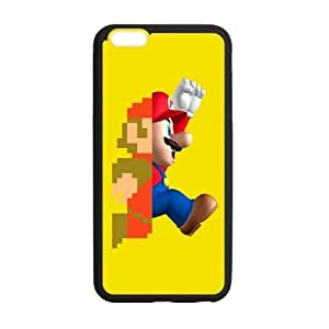 iPhone 4s Case, [Super Mario] iPhone 4s Case Custom Durable Case Cover for iPhone 4s TPU case(Laser Technology)