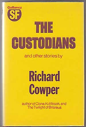 book cover of The Custodians