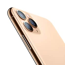 Simple Mobile Prepaid – Apple iPhone 11 Pro Max (64GB) – Gold [Locked to Carrier – Simple Mobile]