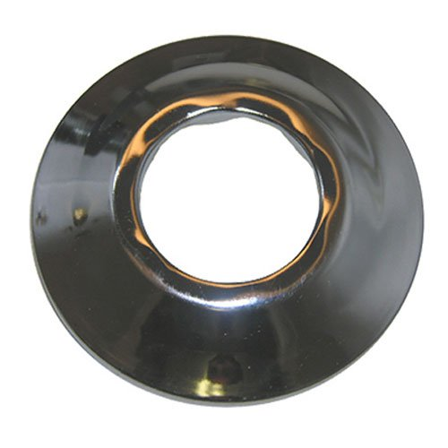 LASCO 03-1547 Sure Grip Chrome Plated Shallow Flange Fits 1-1/4-Inch Outside Diameter Tubing