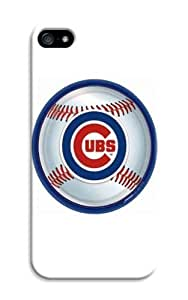 New Coolest Chicago Cubs Tpu Hard Case Cover For Iphone 5C Chicago Cubs Mlb