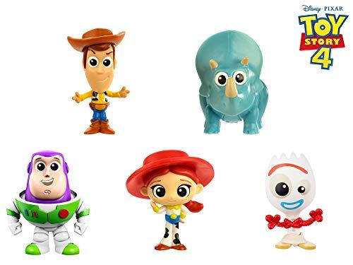 (Toy Story Disney Pixar 4 Minis 5-Pack [Amazon Exclusive])