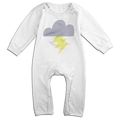 Halloween Lightning Machine (JOYJUN Spells Lightning Bolt Cool Girl Long Sleeve Design For Halloween)