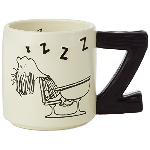 (Hallmark Peanuts Peppermint Patty Mug, 12 oz. Mugs & Teacups Movies & TV)