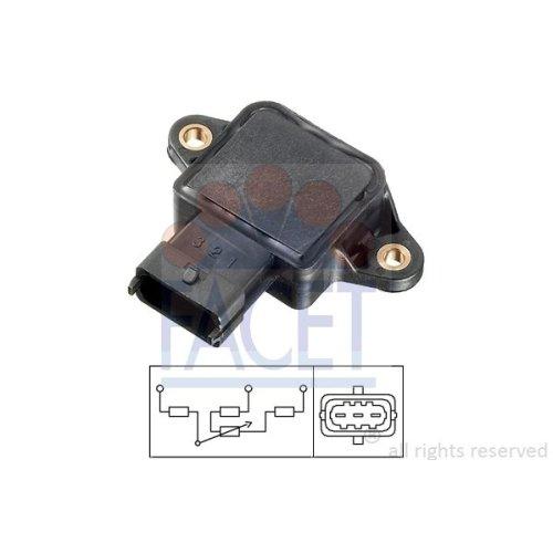 Facet 10.5086 Sensor throttle position