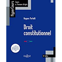 Droit constitutionnel (French Edition)