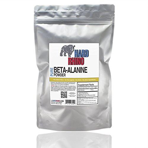Poudre de pur Beta-Alanine de vrac. (250G)