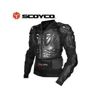 SCOYCO-AM02インナープロテクター 国際CE安全認証 バイク用プロテクター インナープロテクター 秋冬モデル S 165CM B00I4PVOQM