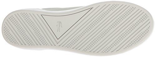 Lacoste Womens Lancelle 6 Eye 117 2 Fashion Sneaker Light Grey KBRvN