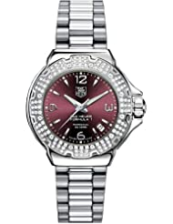 TAG Heuer Womens WAC1219.BA0852 Formula 1 Glamour Diamond Watch