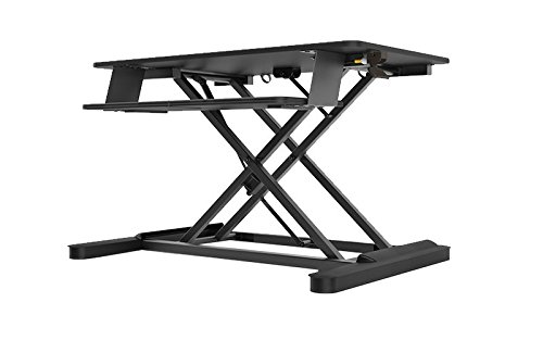 Sit to Stand Workstation, Black: ESI Ergo S2S-BLK (1 Sit To Stand Station)