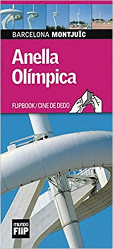Flipbook. Barcelona Montjuich. Anella Olímpica: Amazon.es ...