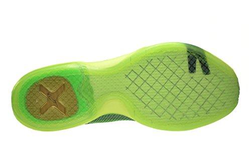 Nike Herren Kobe X Basketballschuhe Gifgroen, Sequoia-sq-vlt