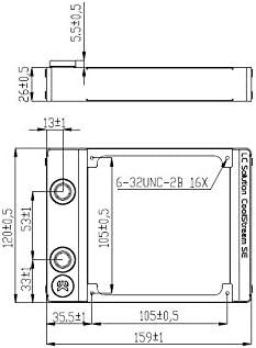 EKWB EK-CoolStream SE 120 Radiator Slim Single Black