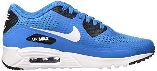 Nike - 819474-401 - Gymnastique, bleu (heritage cyan/blanc-noir-blanc), taille 45