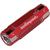 AudioQuest binding post wrench - double ended - fits 7/16 and 1/2 binding posts (Discontinued by Manufacturer)